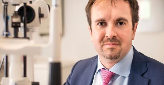 Read Daniel's College of Optometrist blog