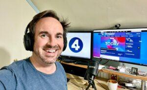 Talking childrens eye health on BBC Radio 4